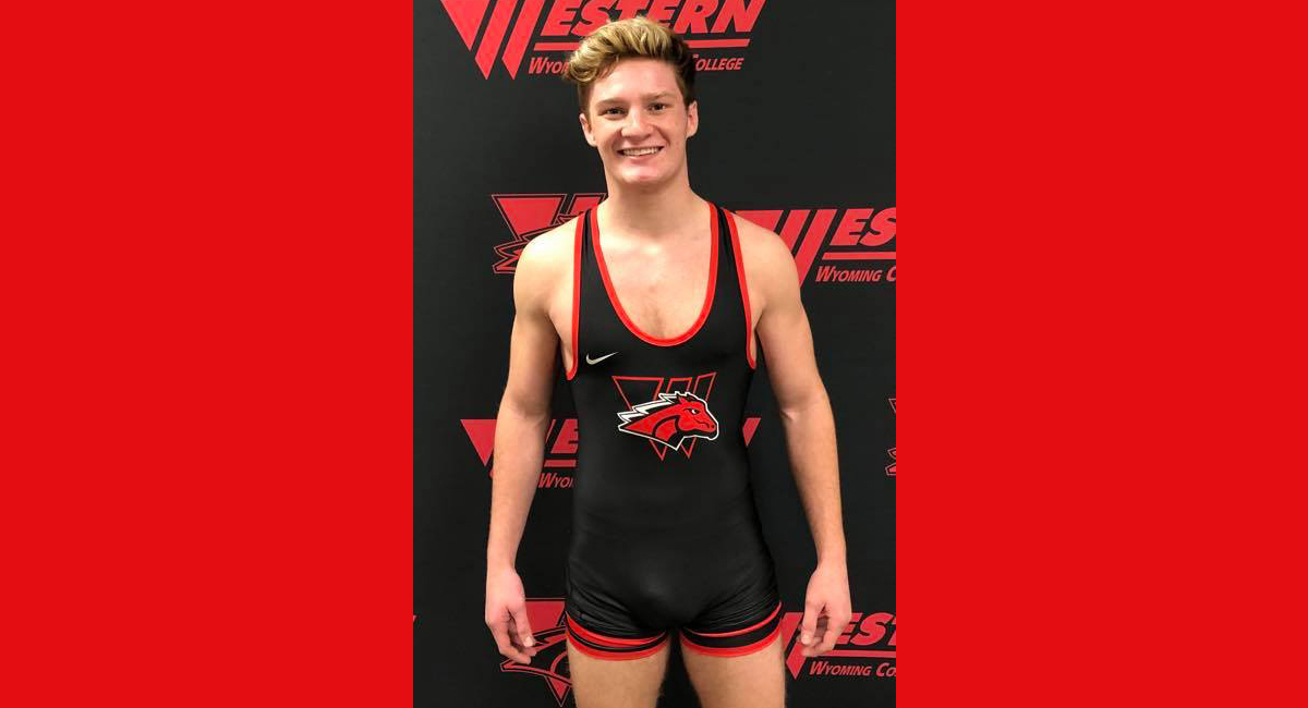 WWCC Wrestling Commits RSHS' Three-Time State Champion Cameron Metcalf