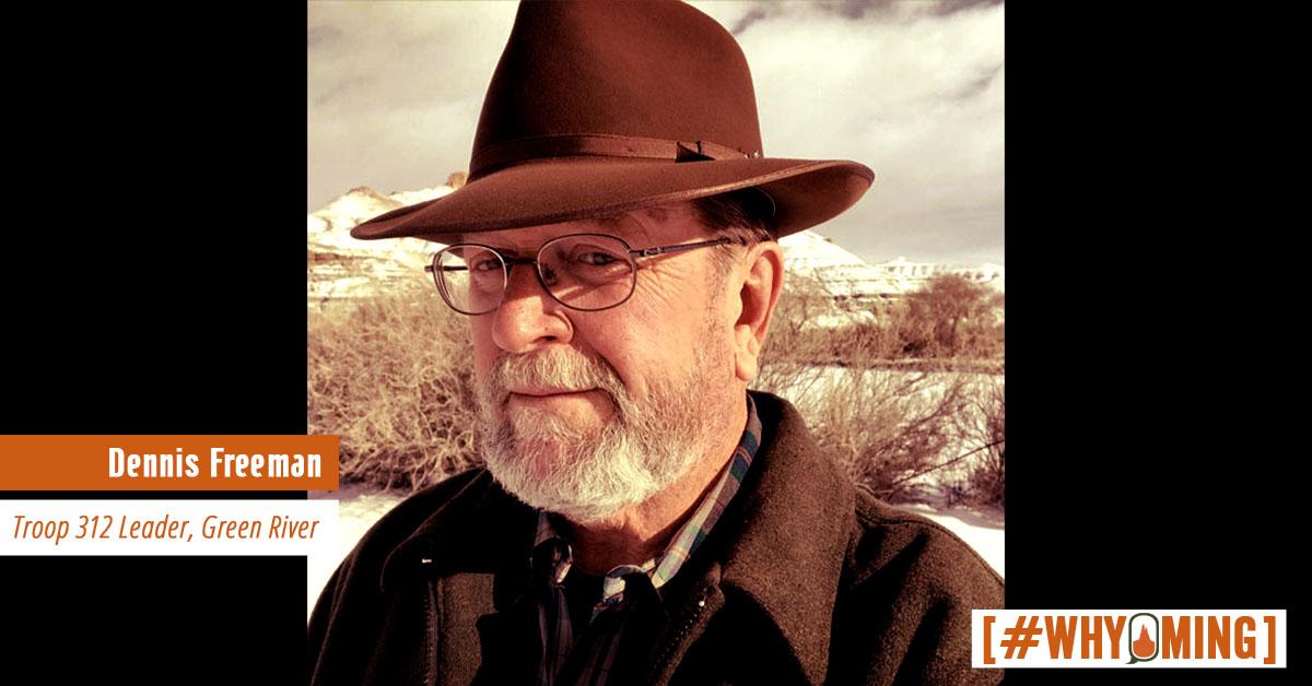 #WHYoming: Dennis Freeman