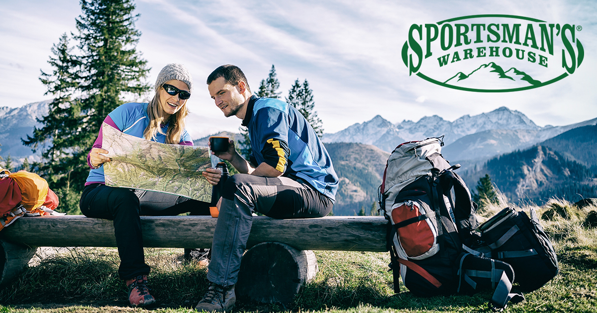 Hop in to Sportsman's Warehouse and Get Ready for Spring!