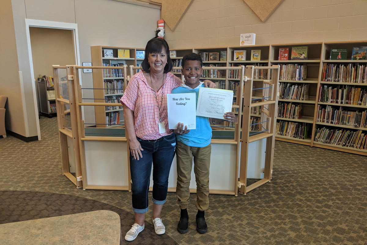 Sweetwater County Students Succeed at Young Authors