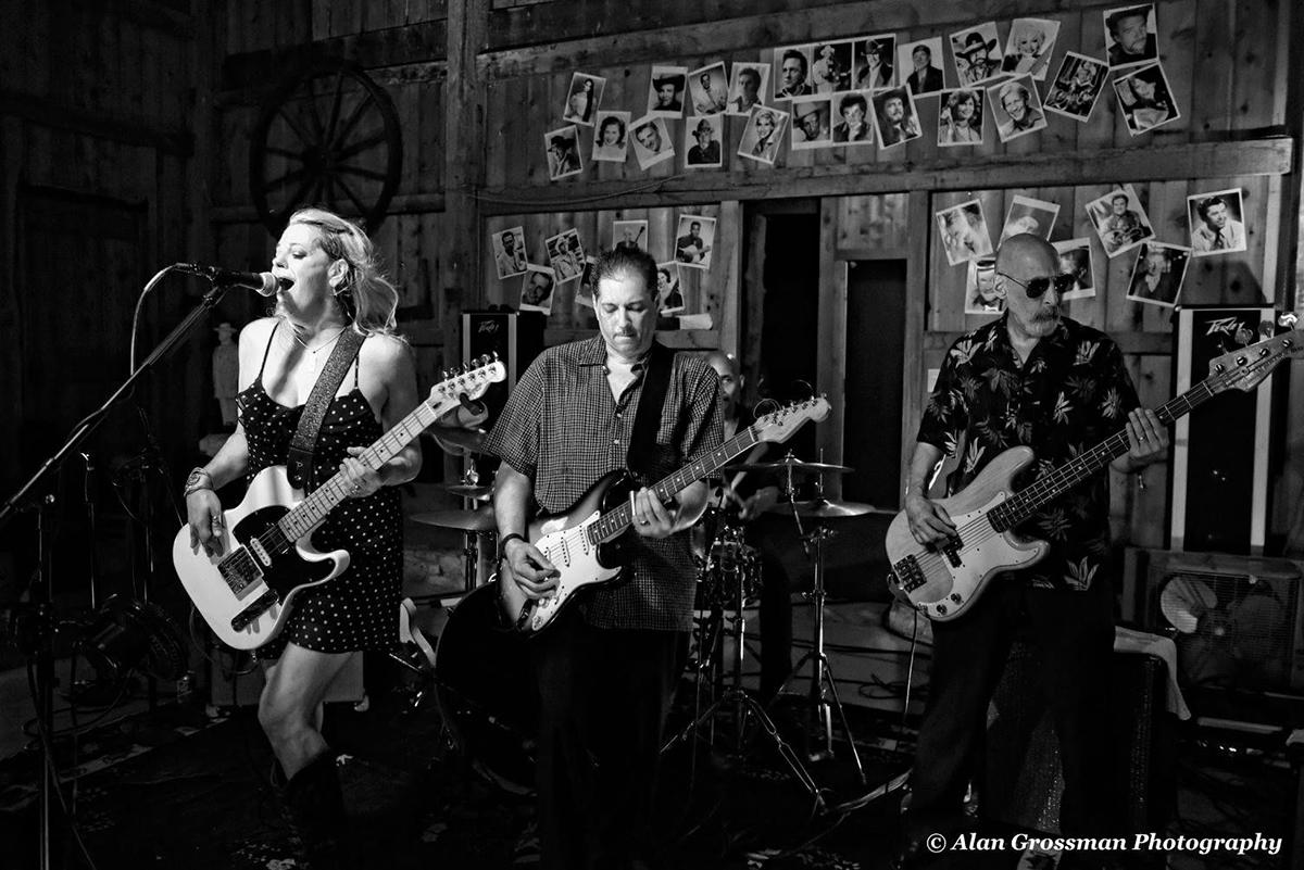 Skyla Burrel to Headline Sweetwater Blues n' Brews