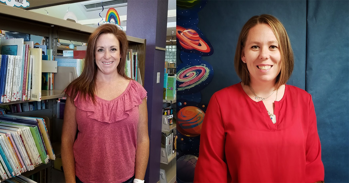 Sweetwater County Library System Announce New Youth Services Managers