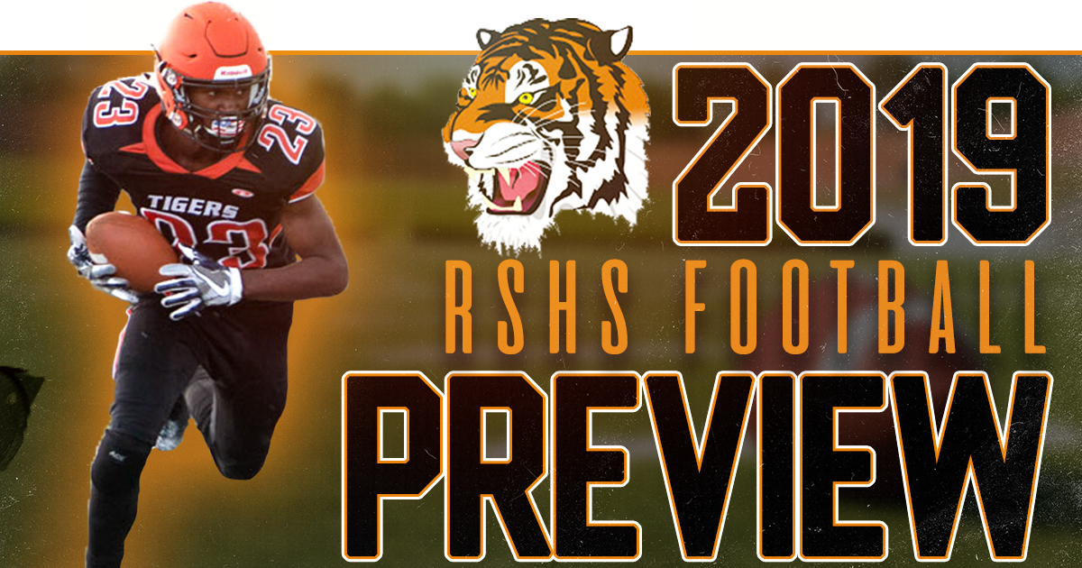 RSHS Football   2019 Preview