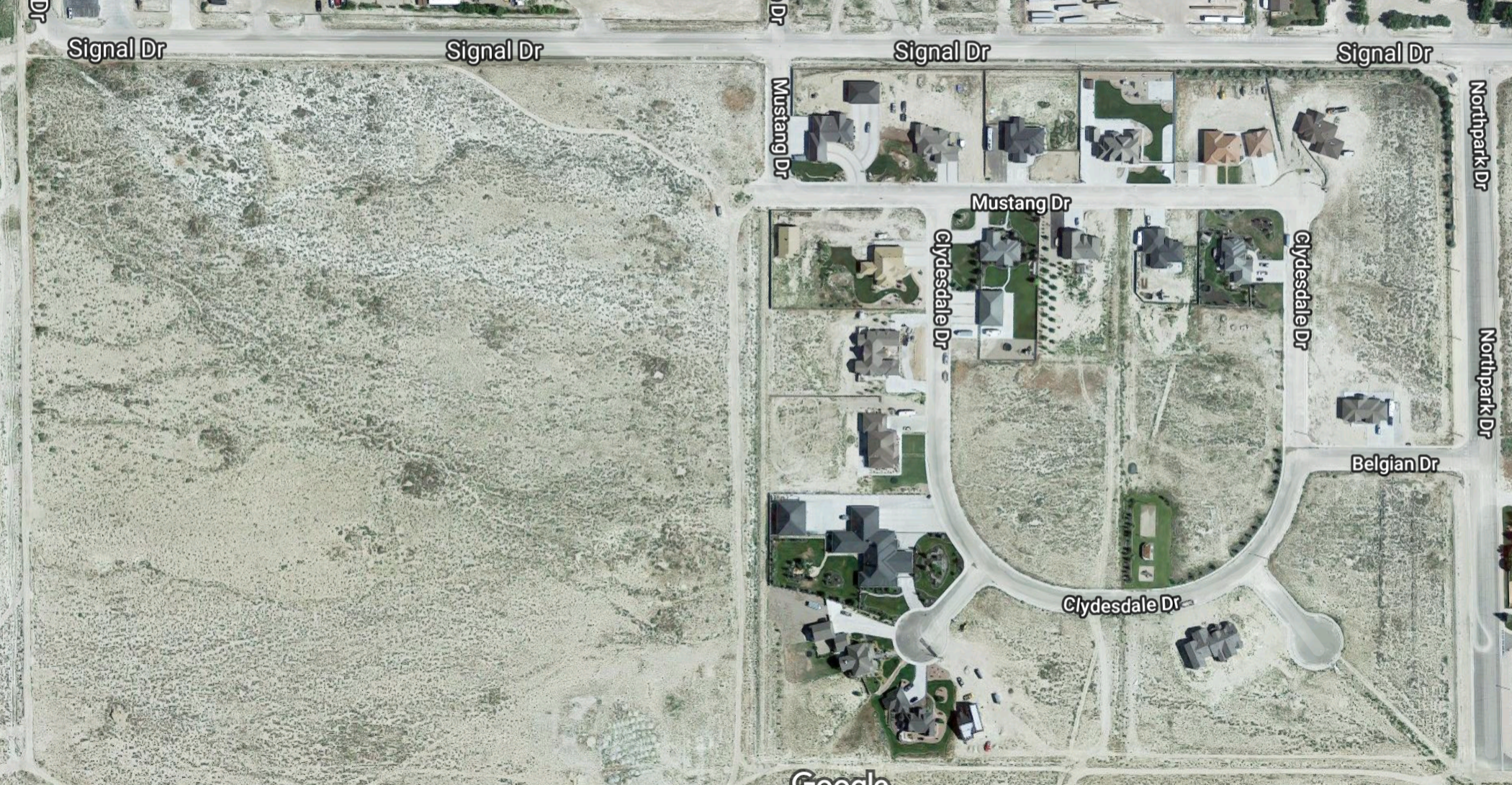 Rock Springs City Council Rejects Changes to Subdivision Plan