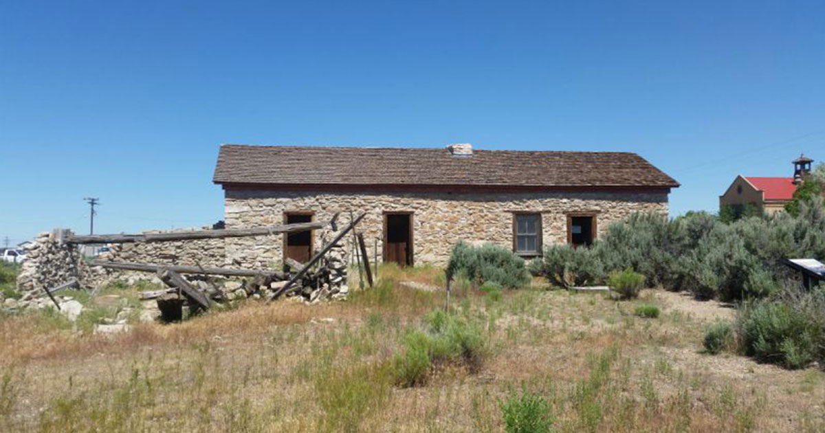 History of the Granger Stage Station: Mark Twain to State Park Status