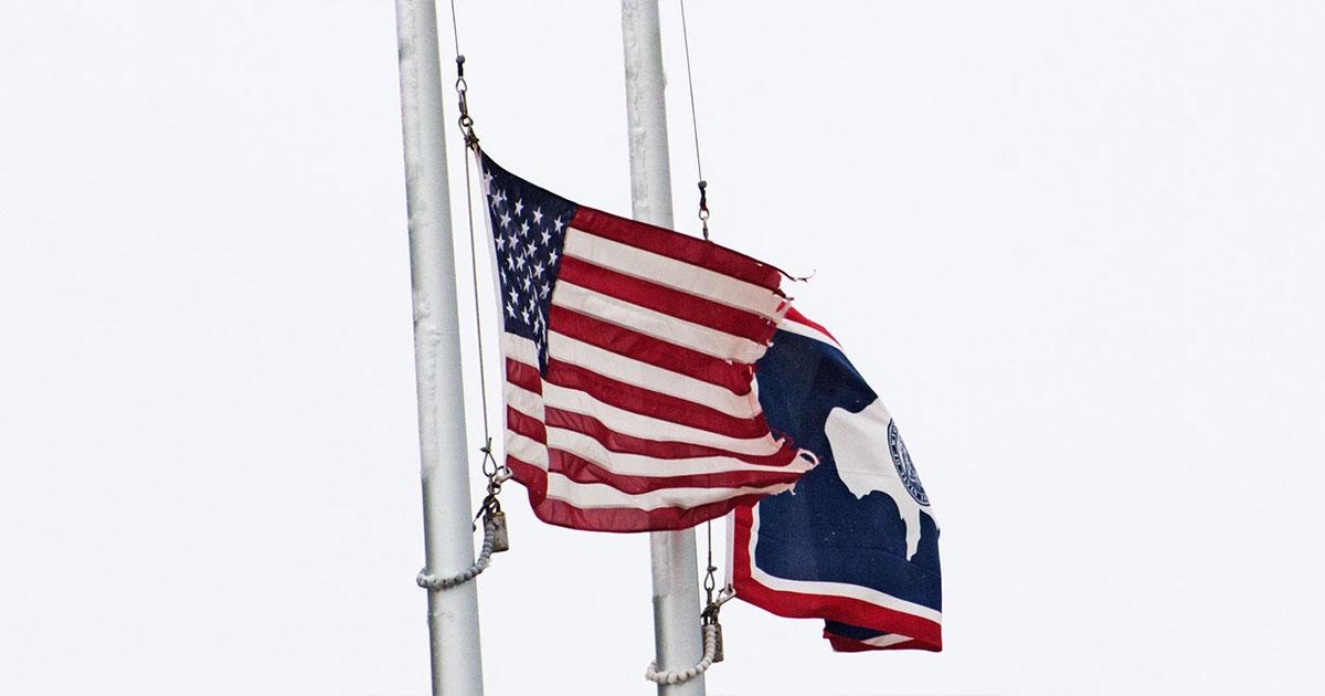 Flags Fly at Half-Staff Statewide in Honor of Victims of Indianapolis Tragedy