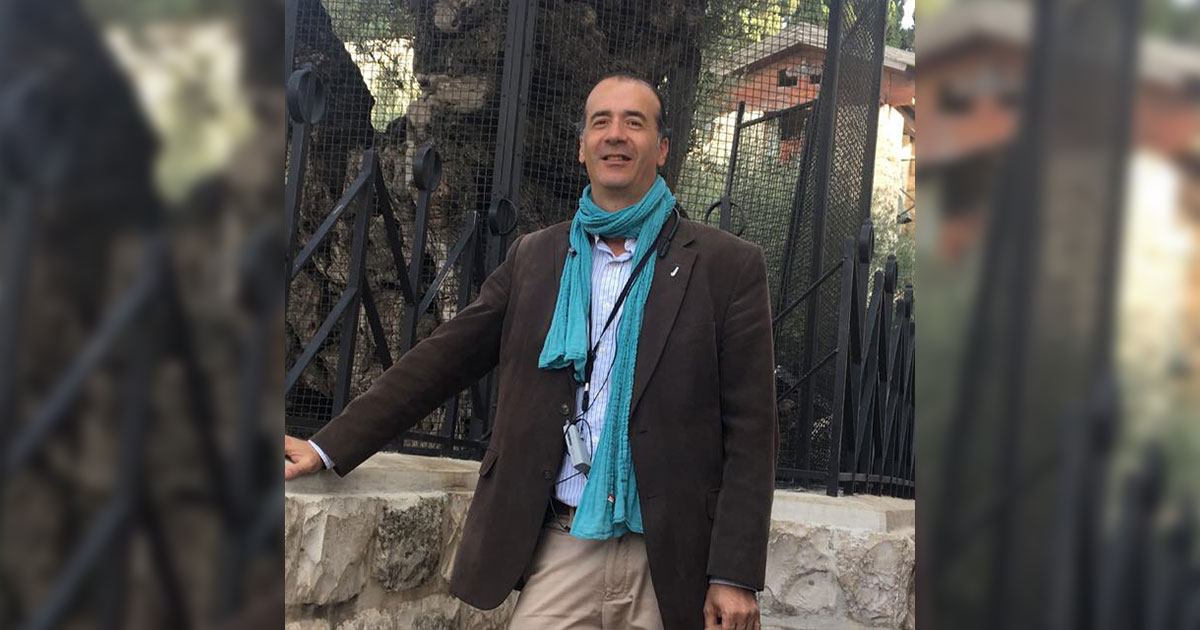 Peter Sabella of Jerusalem to Give Presentations in Rock Springs