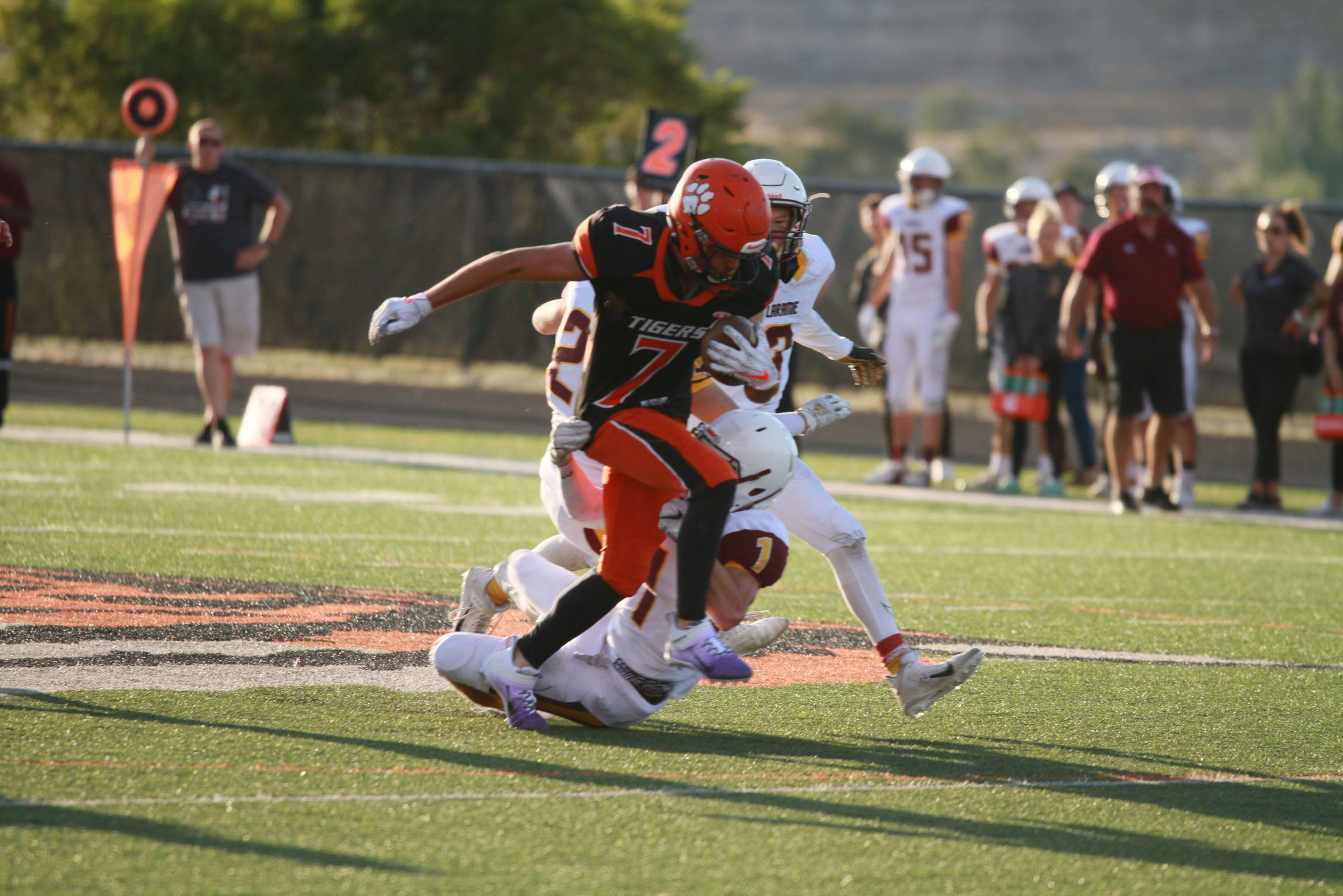 Postgame Thoughts: Confidence Boosted by Tigers Blowout Win Over Laramie