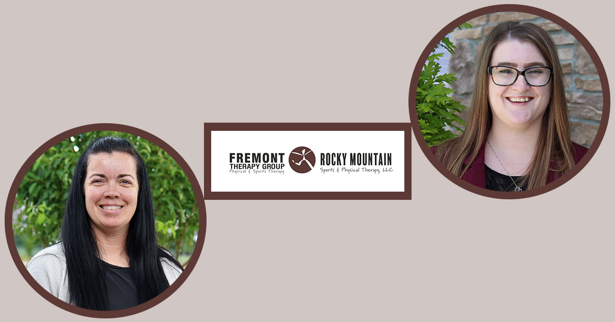 Meet Fremont Therapy Group and Rocky Mountain Sports' Patient Care Coordinators Tracie and Nikki!