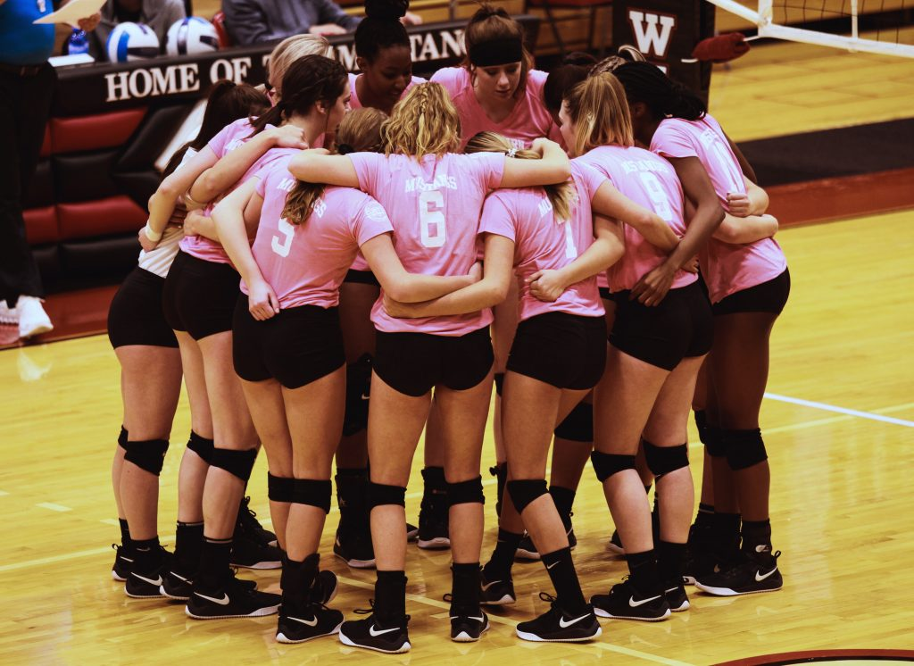 WWCC Volleyball Receives National Votes for NJCAA Top 20