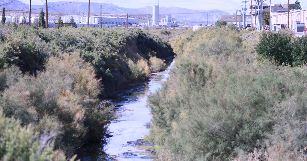 Long Envisioned Bitter Creek Reclamation Becoming a Reality