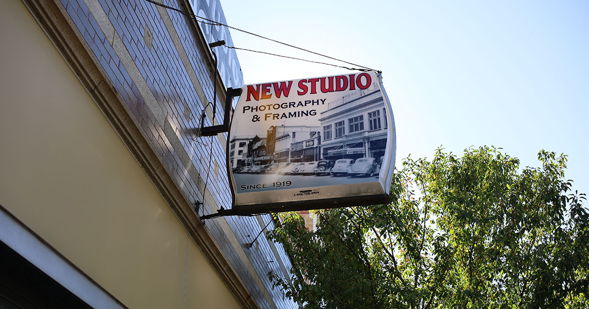 New Studio Photography and Framing Begins Second Century in Business Under New Ownership