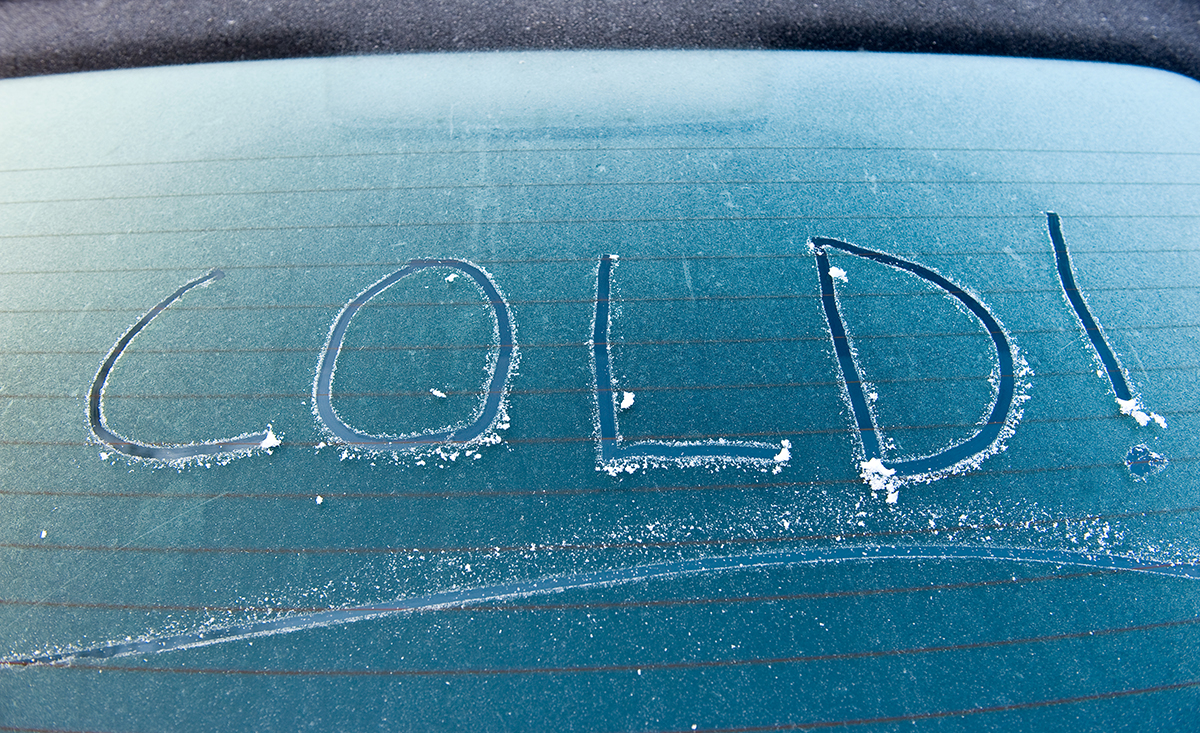 Brace Yourselves For the First Blast of Winter Weather