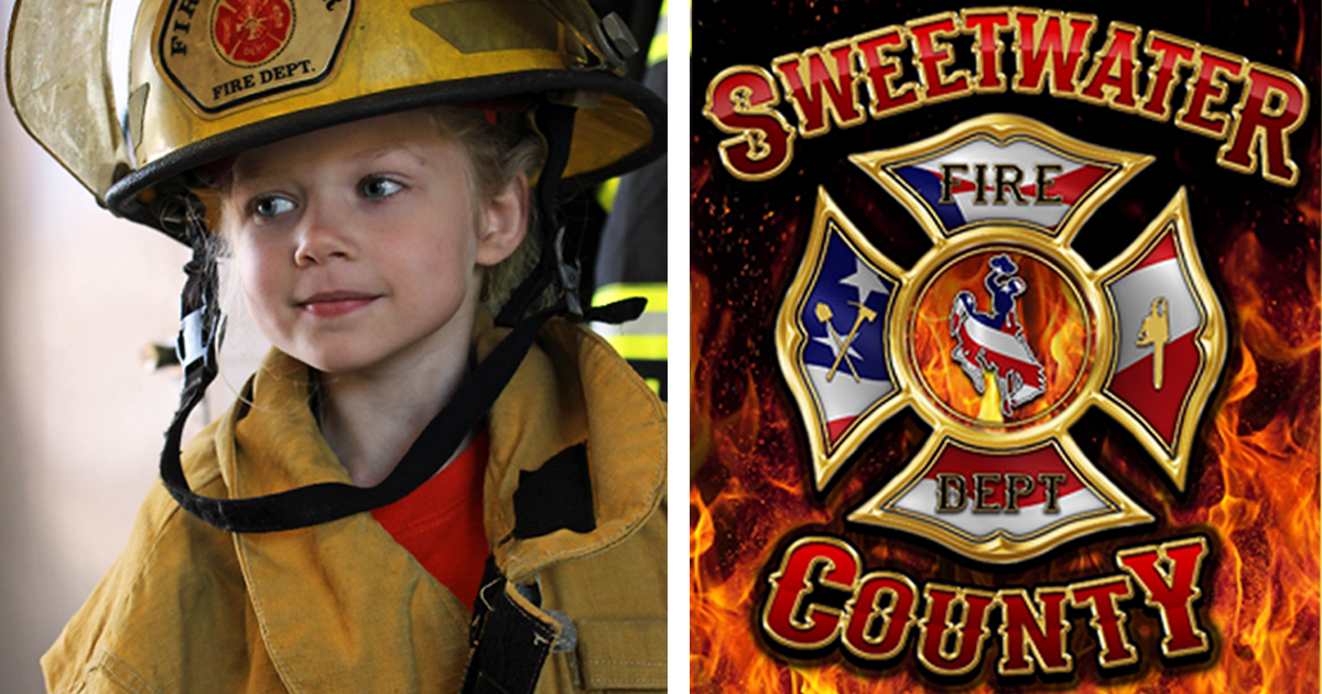 Join Sweetwater County Firefighters for FREE Food Fun and Games