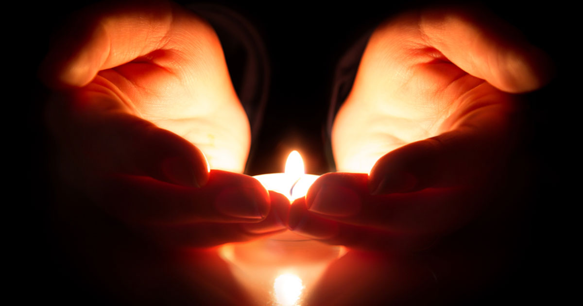 YWCA Hosts Candlelight Vigil in Recognition of Domestic Violence Awareness