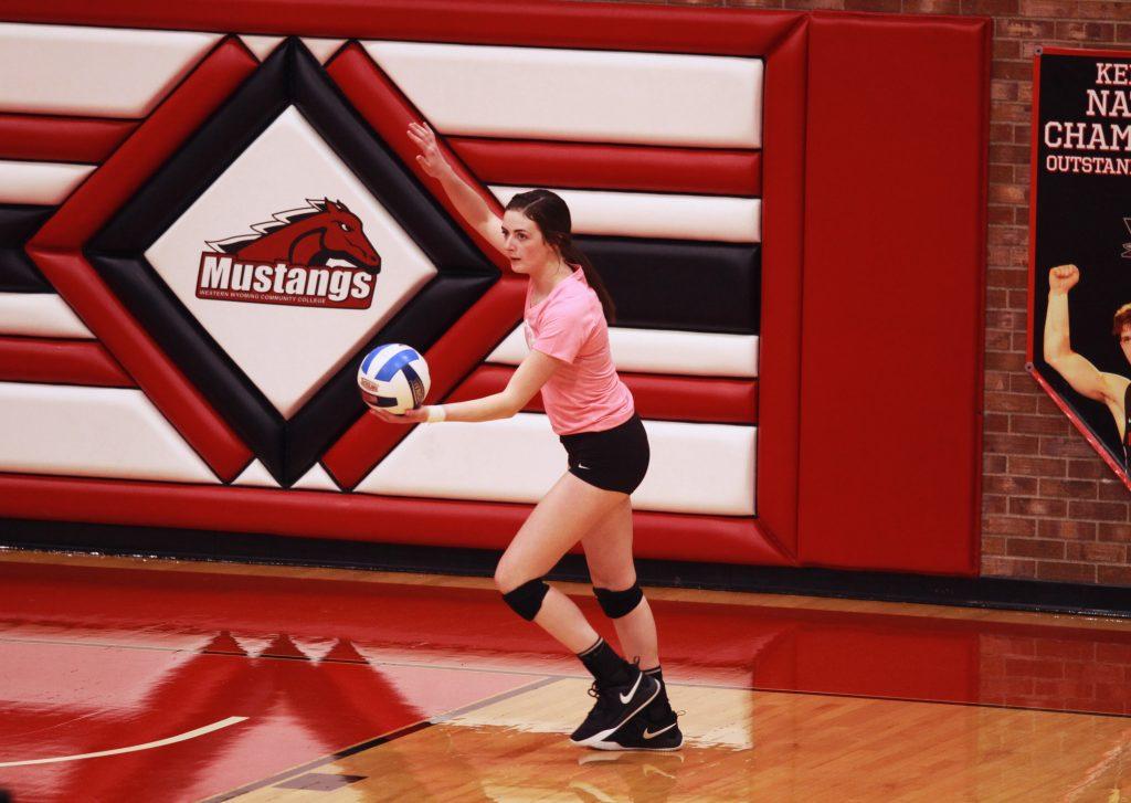 WWCC Volleyball Earns Several Postseason Honors