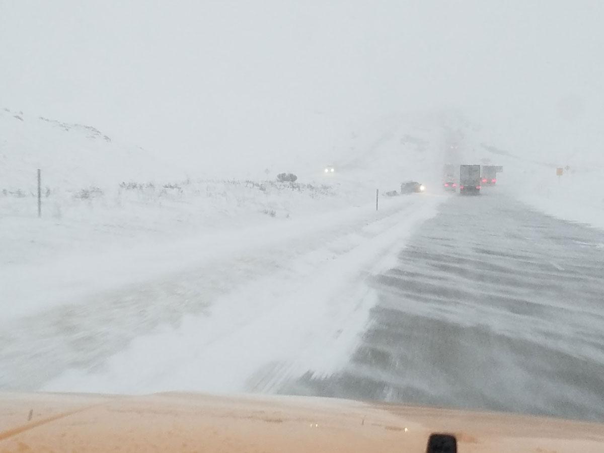 Snow to Impact State Starting Thanksgiving Day Through Sunday