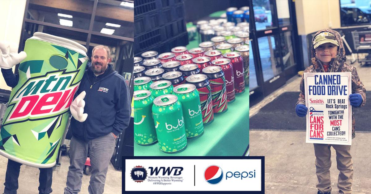 Quench Your Thirst and Feed the Hungry: Cans for Cans is BACK!