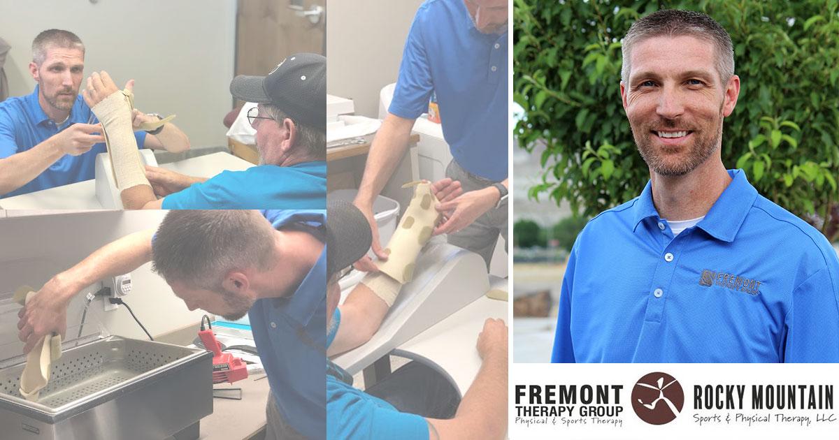 Staff Spotlight: Certified Hand Therapist Kris Nelson