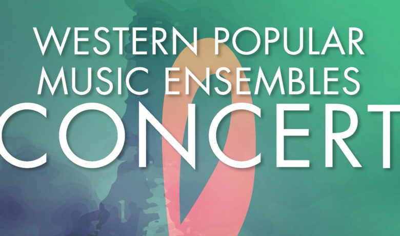 Dance the Night Away at Western's Pop Music Concert