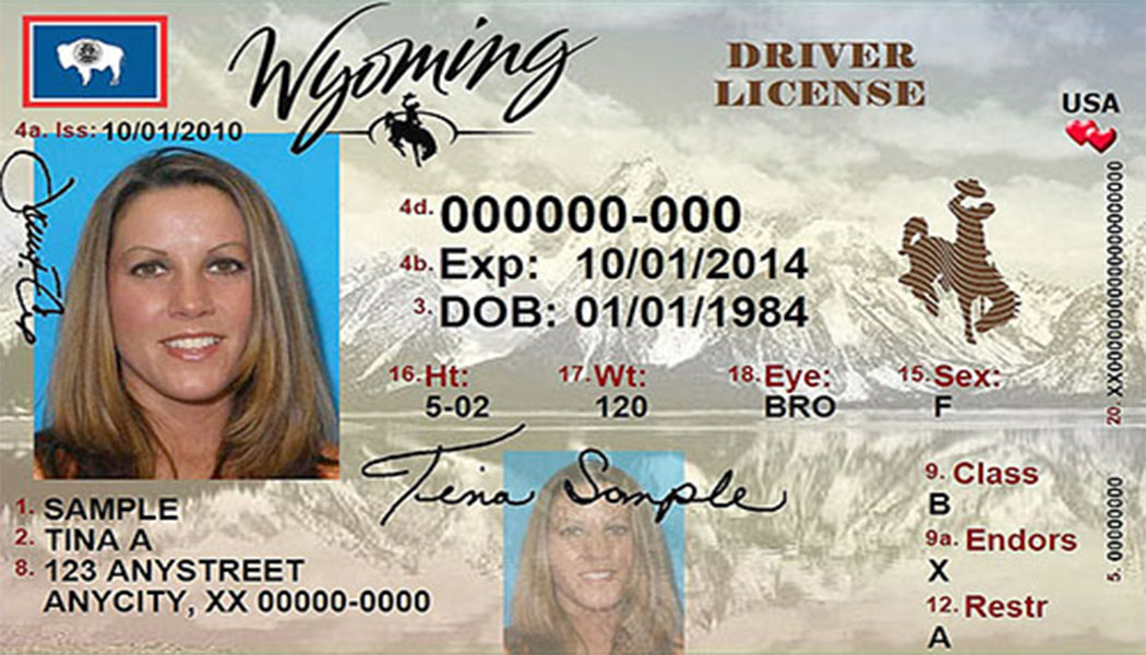 Wyoming May Create Digital Driver's Licenses and IDs in 2020
