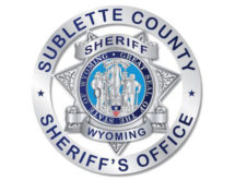 Sublette County Arrest Report for June 7 – June 14, 2021