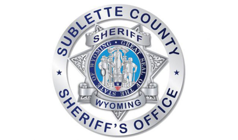 Sublette County Arrest Report for July 19-26, 2021