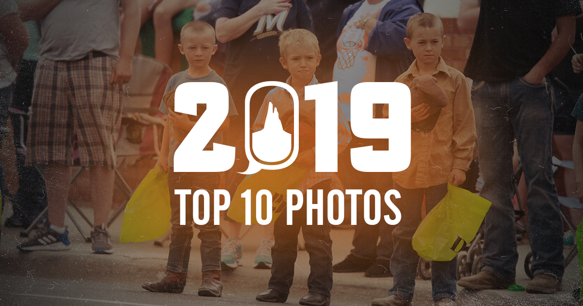 2019: The Top 10 Photos of the Year