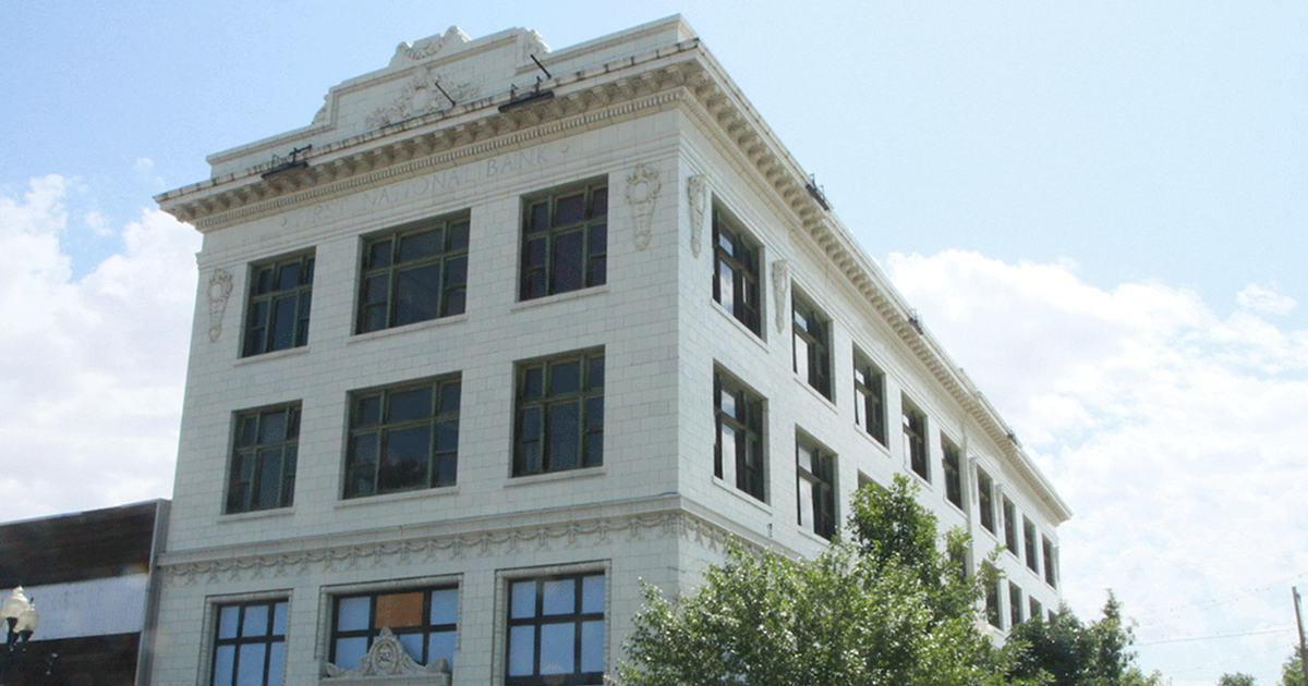 State Elected Officials Consider Grant to Rehabilitate First Security Bank