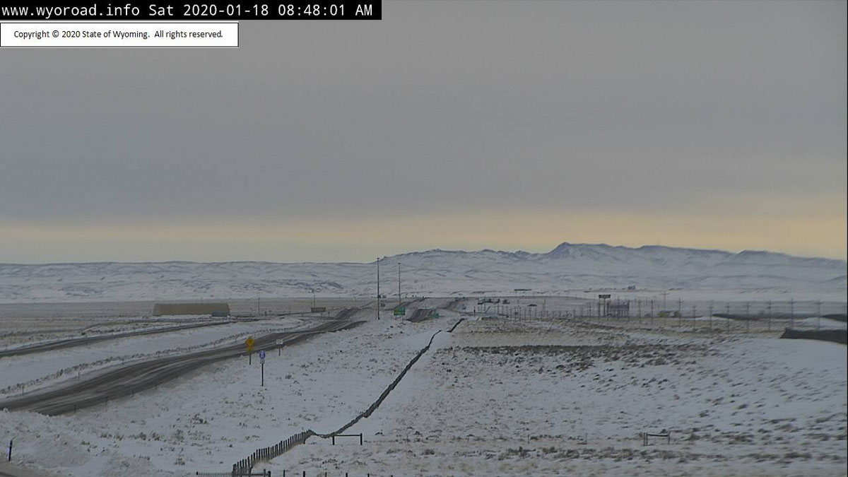 I-80 Closed Due to Winter Conditions, Crashes, and Rolling Closures