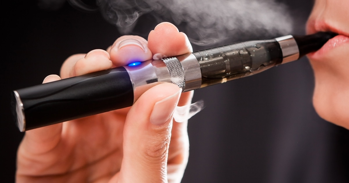 Vaping no Longer Allowed in Public Places