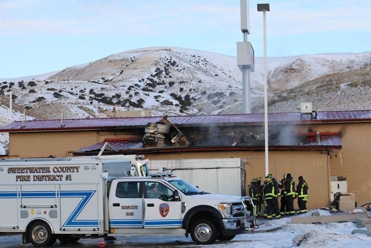Cruel Jack's Fire Began in A&W Kitchen; Cause Remains Under Investigation
