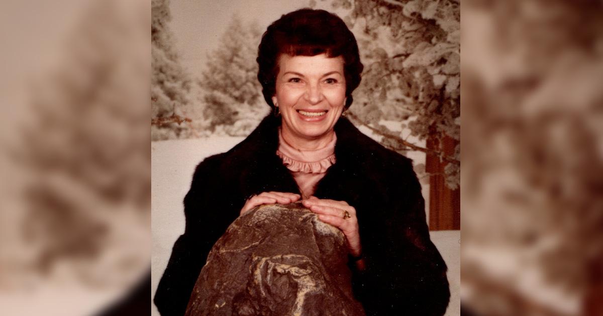 Frieda Boschetto (April 11, 1929 – February 8, 2020)