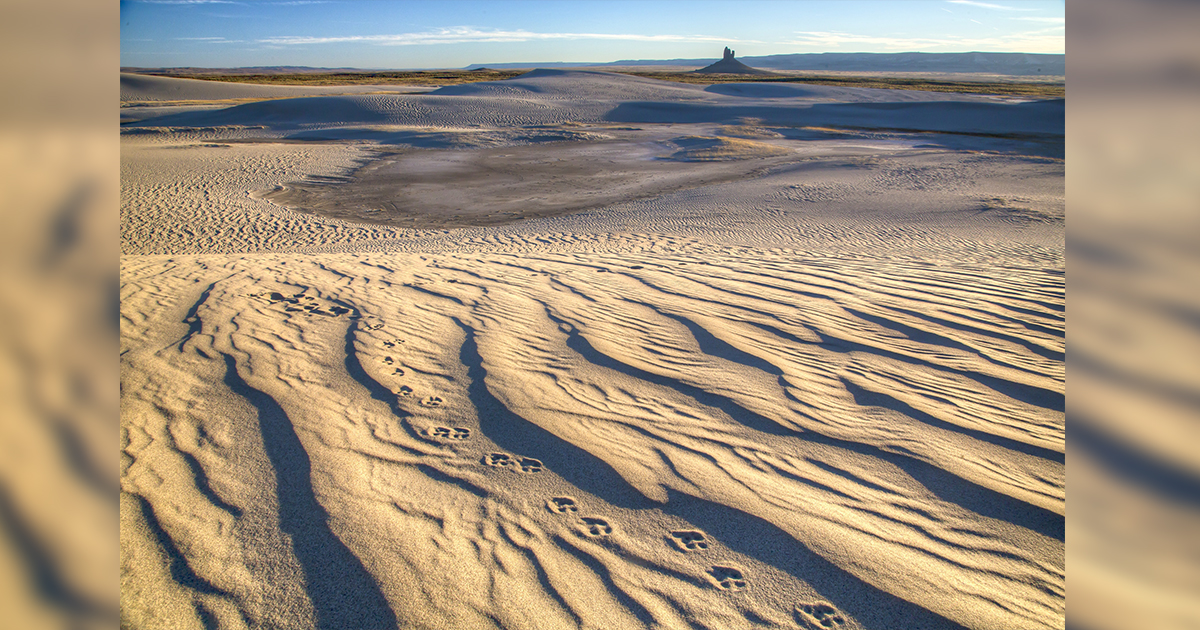 WyoFile: New Map Aims to Demystify Remote Red Desert