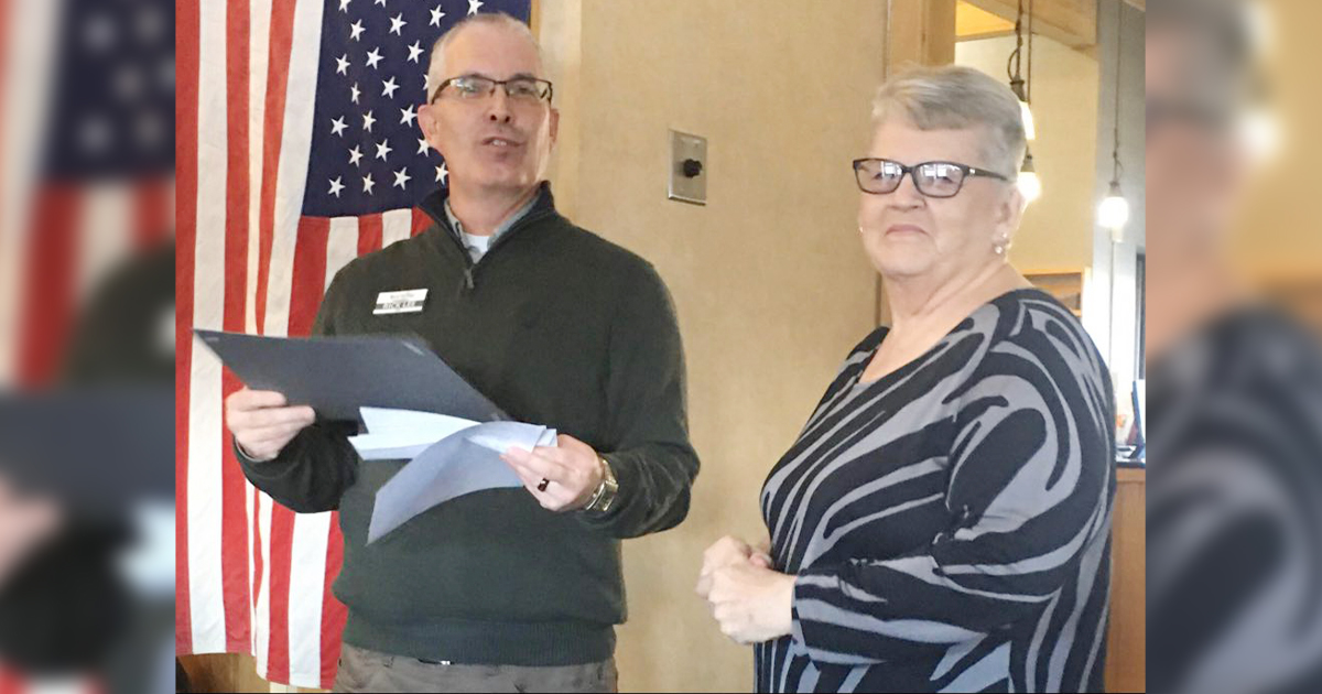 RS Museum Exhibits Coordinator Receives Award