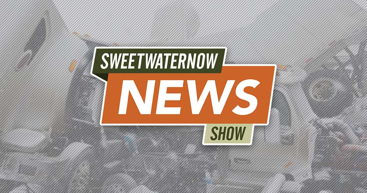 SweetwaterNOW News Show   [March 6, 2020]