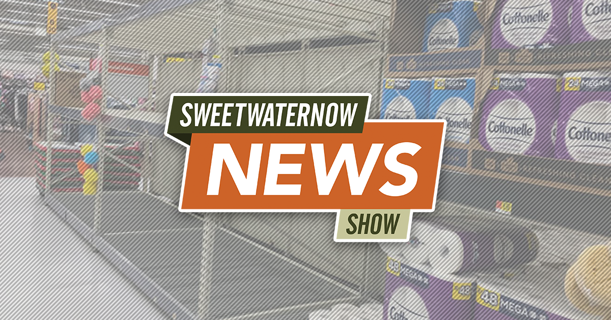 SweetwaterNOW News Show   [March 13, 2020]