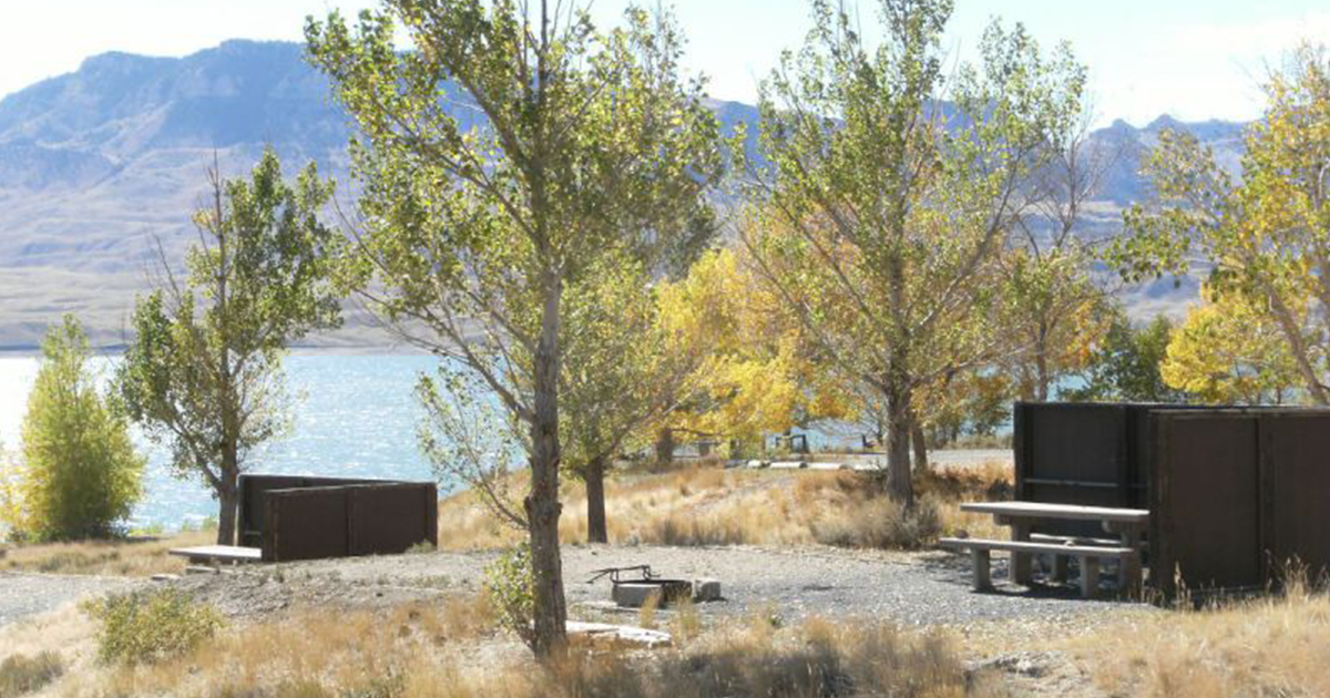 Wyoming State Parks Closes Camping Facilities; Remain Open for Day-Use