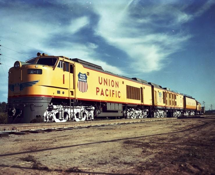 Union Pacific ranked fourth on G.I. Jobs' Military-Friendly companies list