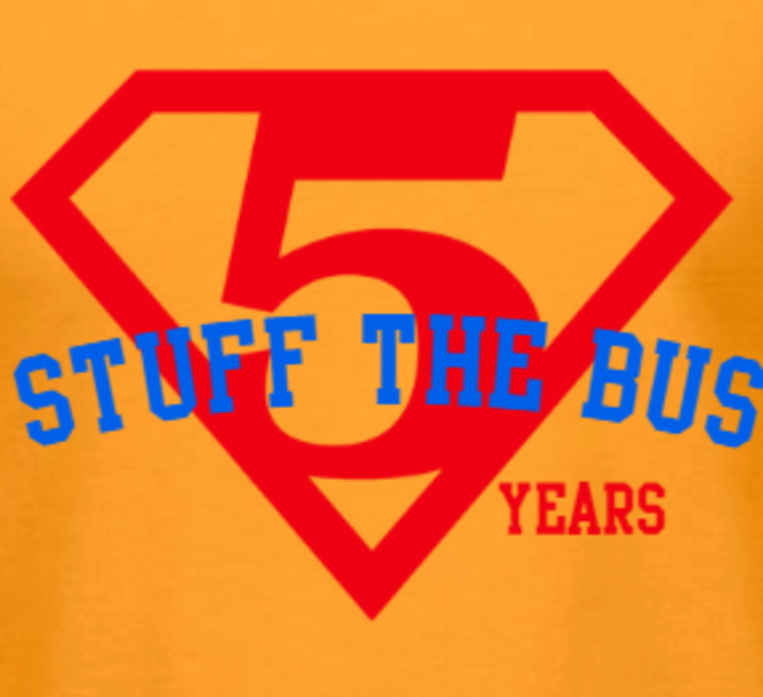 Stuff The Bus Will Make Its Return This Fall