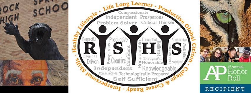 RSHS Releases Orientation Schedule