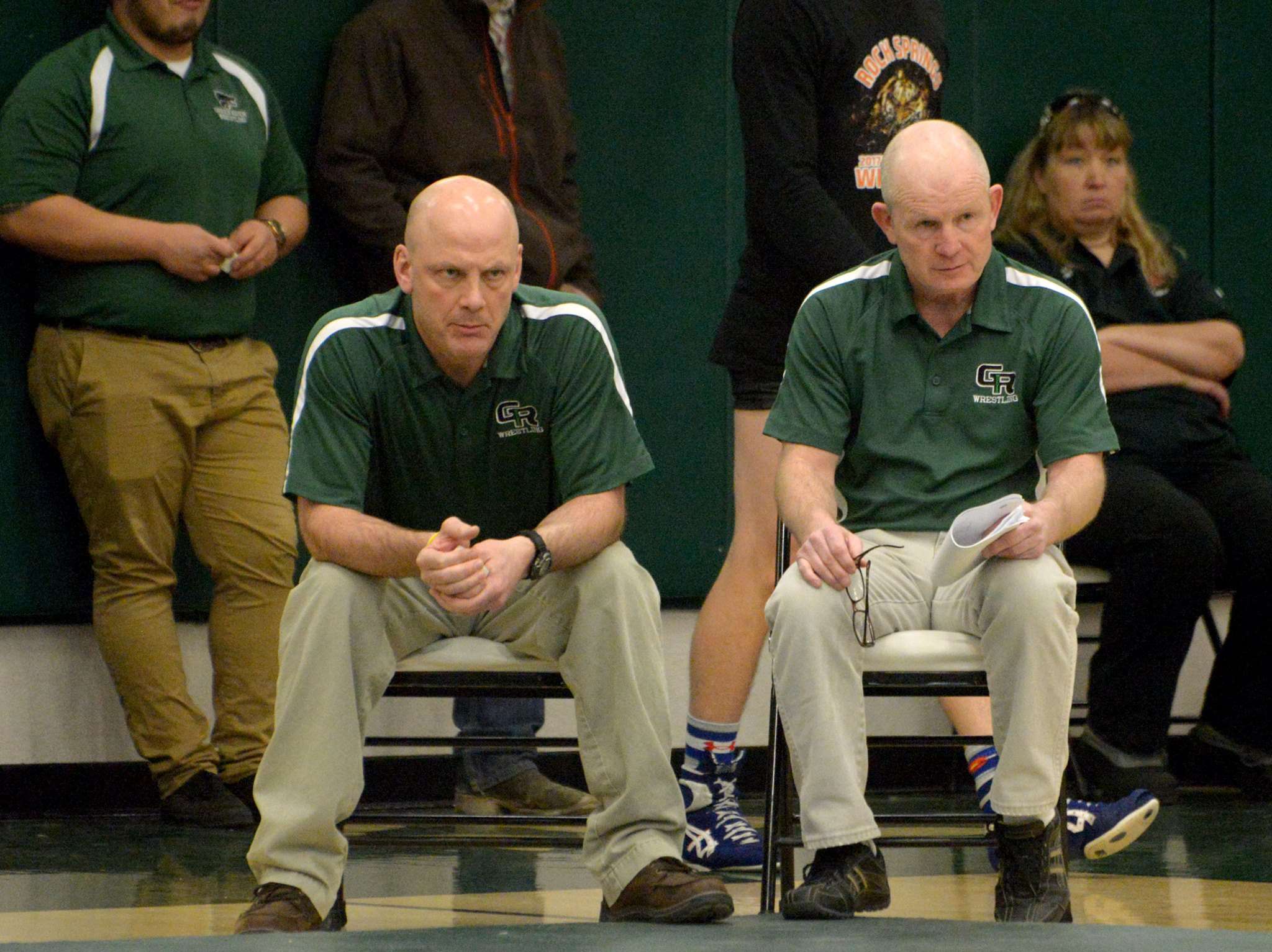 Rhodes Resigns as Green River Wrestling Coach