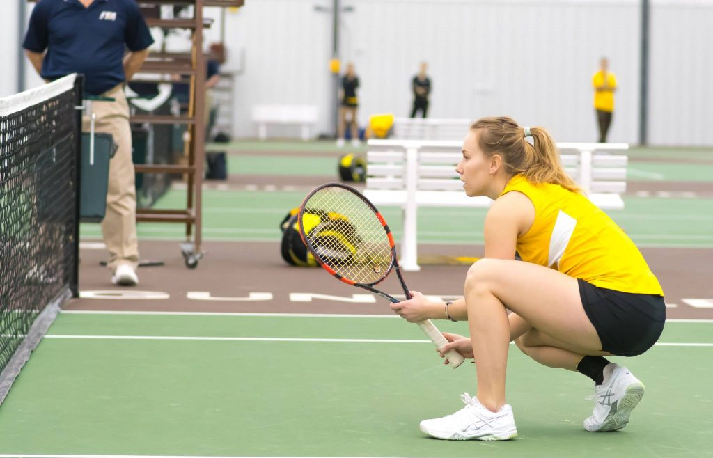 Genkova Leads Cowgirls to Victory over Broncos