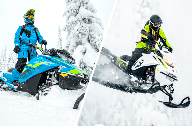 Snowcheck a 2018 Snowmachine NOW for a Limited Time!
