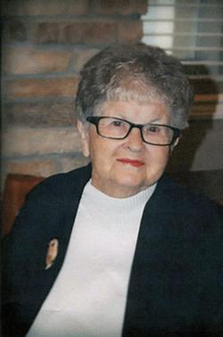Beth Rhodes Wood (March 8, 1917 – April 5, 2017)