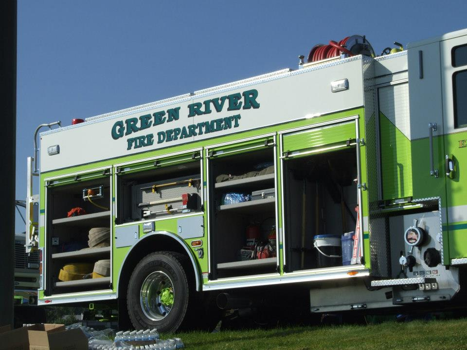 Green River Fire Department Has a New Leader