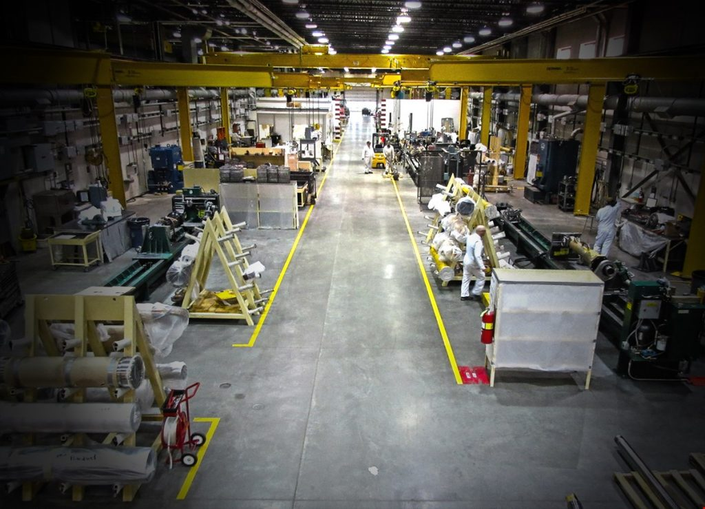 Know a Hydraulic Shop in WY That Supports Piston Nut Torquing up to 50,000 lbs?