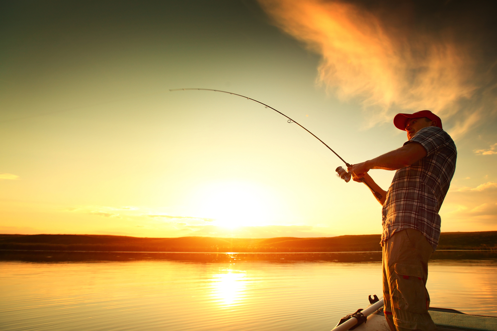 Fishing on Flaming Gorge is Hot Post Ice-off