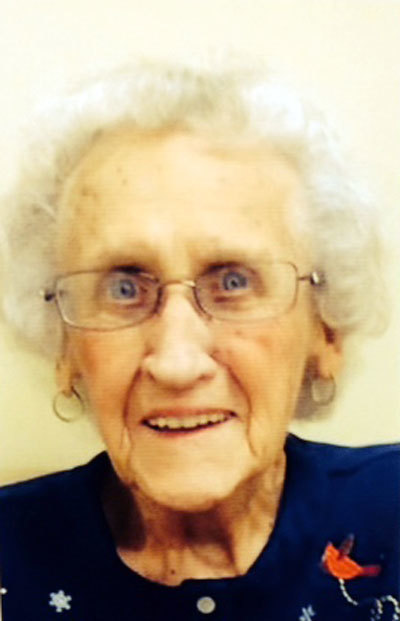 Norma Jean Boyer (March 28, 1925 – June 13, 2015)