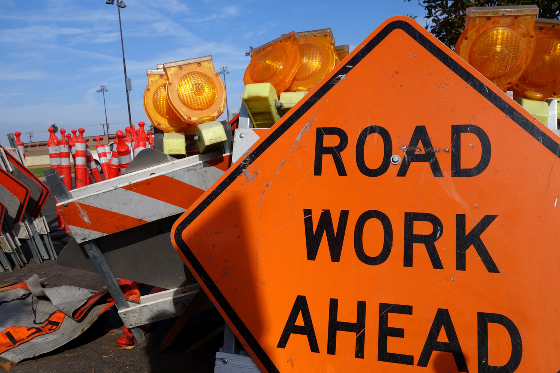 Road Work Will Cause Delays on US 191 North of Rock Springs